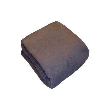 دفاية سرير لون لبني